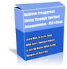 Thumbnail Buy PLR eBook - Achieve Prosperous Living