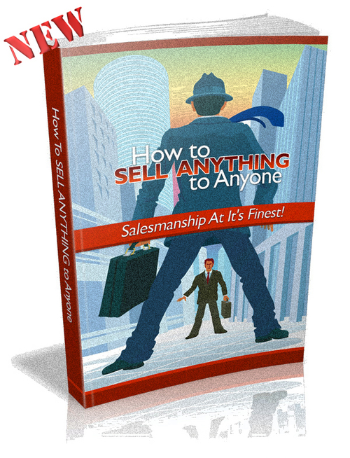 Product picture Cheap eBook -  How to Sell Anything to Anyone with MRR