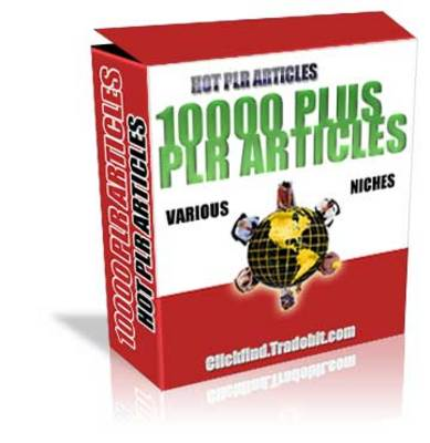 Product picture Buy PLR Articles - 10000 Plus PLR Articles