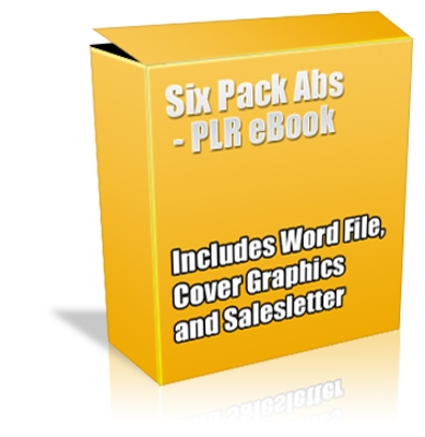 Product picture Buy PLR eBook Six Pack Abs