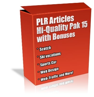 Product picture Buy Plr Articles Hi-quality Pack 15 With Bonus